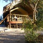 Die Safari Zelte