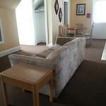Livingroom DELUXE 1 BR APT
