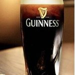A fine pint of Guinness always served here