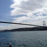 Bosphorus Bridge from Ortaköy