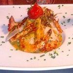 king prawn risotto