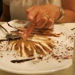 finger looking good dessert