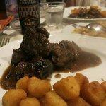 The wonderful beef stew