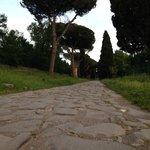 Sulle orme dei romani