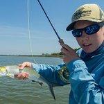 Fun Fighting Ladyfish