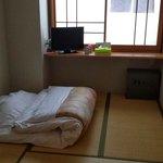 Family Inn Saiko - Tatami Mat Room