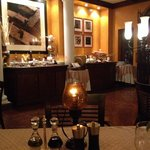 Excellent new menu, friendly service staff, good ambiance, the place to go for Italian fine dini