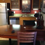 Work Space, Kitchen