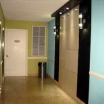 Aufzugsbereich Etage