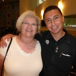 Brazilian diner manager
