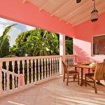 Private Porch Small Villa