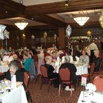 Christmas Day Lunch in the function room
