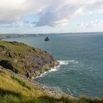 South West Coast from Tintagel YHA