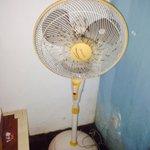 Fan full off filth