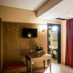 tutte le nuove camere Superior sono dotate di TV LED/Frigobar/Cassaforte