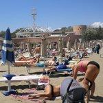 Lido Beach, Italy