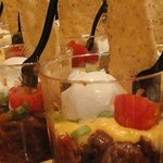 Seven Layer Dip Shooters