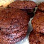 Chocolate espresso cookies - a chocoholic's dream come true!