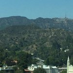 deluxe view (Hollywood sign)