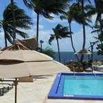 Foto de Palmeiras Beach Club at Grove Isle