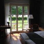 Chambre double vue lac rez (107)