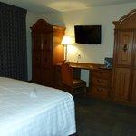 Chaparral Suites -- bedroom