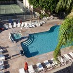 Chaparral Suites -- one of the pools