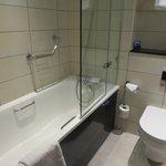 Bath in twin room