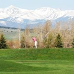 Red Lodge Mountain Golf Course Foto
