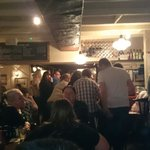 Great night at the plough