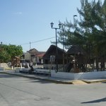 Around town square