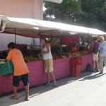 Wednesday market
