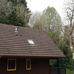 The bogger cottages housing 8 people