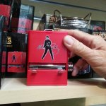 Elvis toothpick dispenser about $25