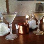 7 Olives Martini