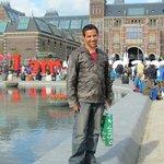 Jardins do Rijksmuseum