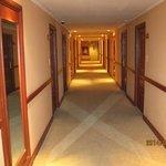 In corridor