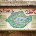 Map of the garden.