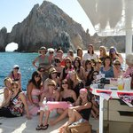 Devrie's Bachelorette Party - Cabo Party Fun