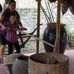 Rice making