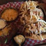 Brisket tacos!
