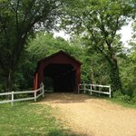 Sandy Creek Covered Bridge State Historic Site