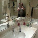 Compact but beautiful bathroom