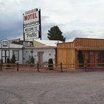 Fachada del Motel