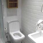 bathroom room 216