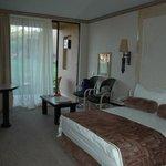 Quarto no Windhoek Country Club Resort-Namíbia