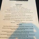 The menu (5/2014)