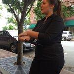 The most  amazing waitress Amanda