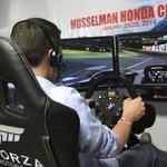 We have six realistic i racing simulators