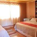 Habitación mastrimonial + cama
